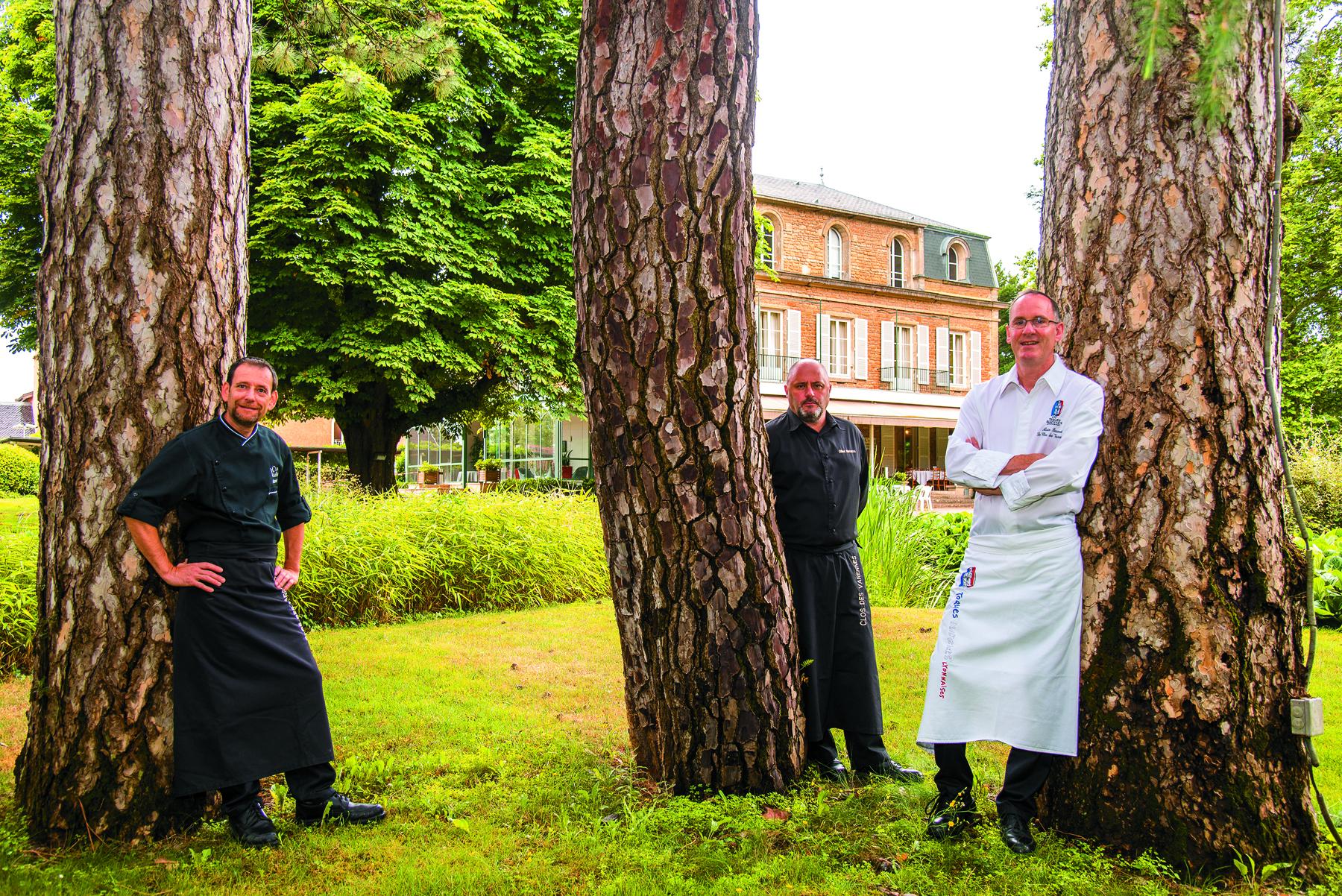 Restaurant Le Clos des Varennes - Alain Brunot