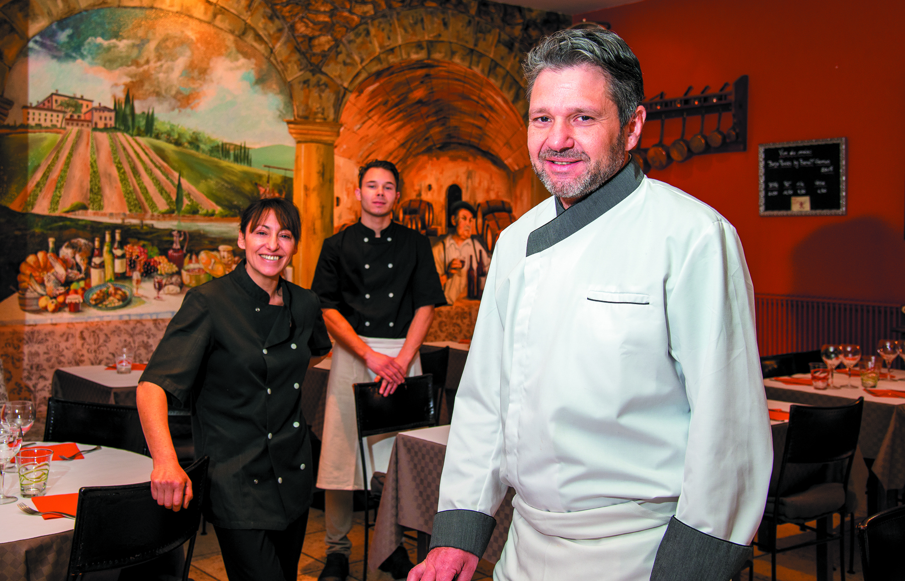 Restaurant L'Assiette du Vin - Patrice Chenet