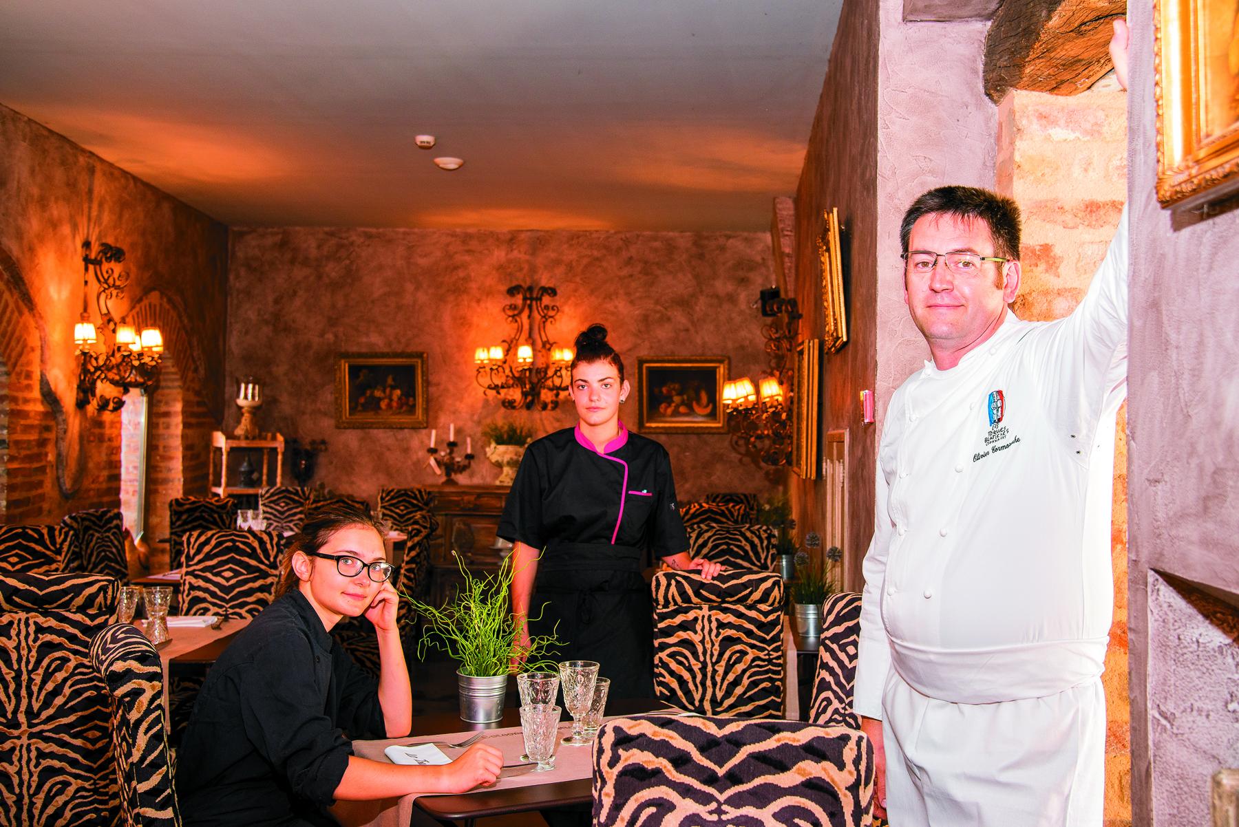 Les Toques Blanches Lyonnaises   Association De Chefs