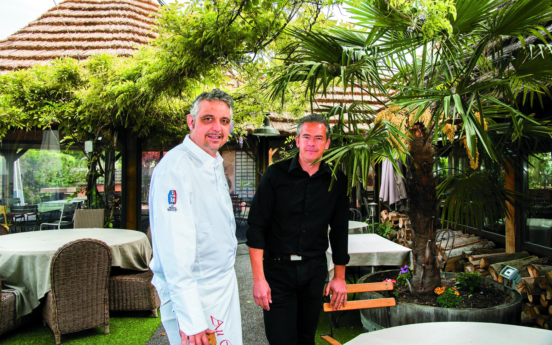Restaurant Au Colombier - Frédéric Côte