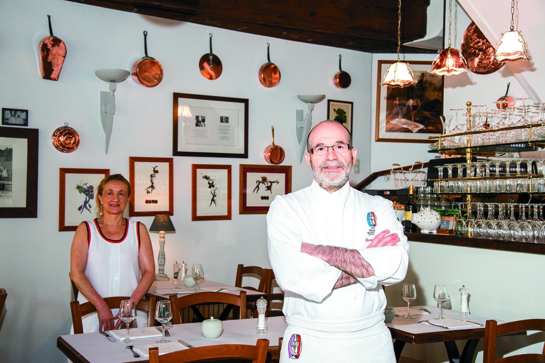 Restaurant Pierre & Martine - Pierre Deprez