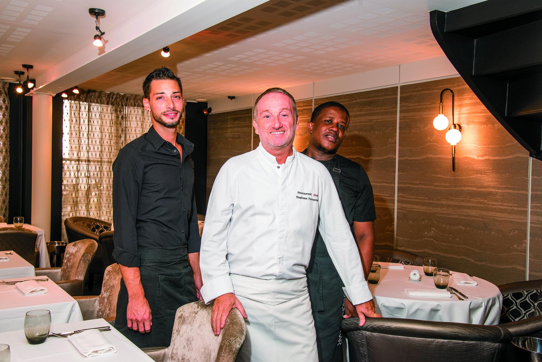 Restaurant Steff - Stéphane Fernandez
