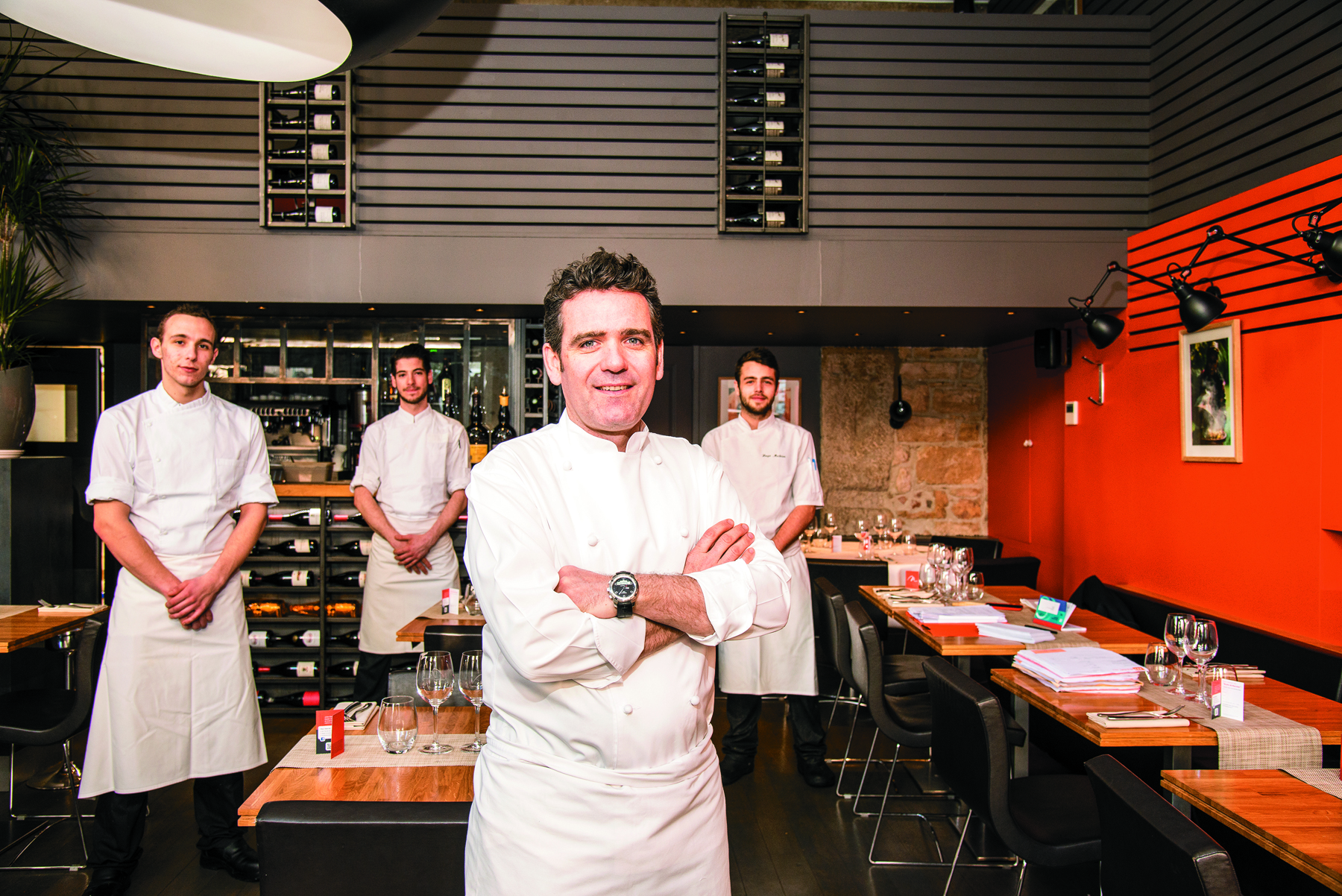Restaurant M Restaurant - Julien Gautier
