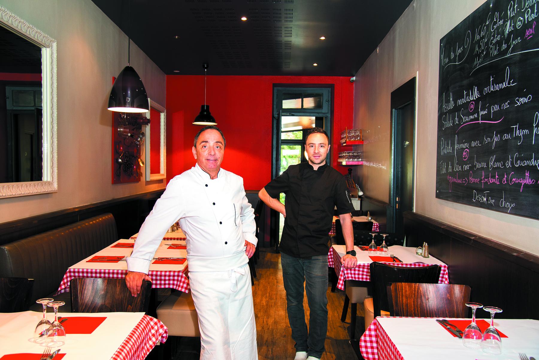 Restaurant L'Artisan Cuisinier - Marc Jarillot