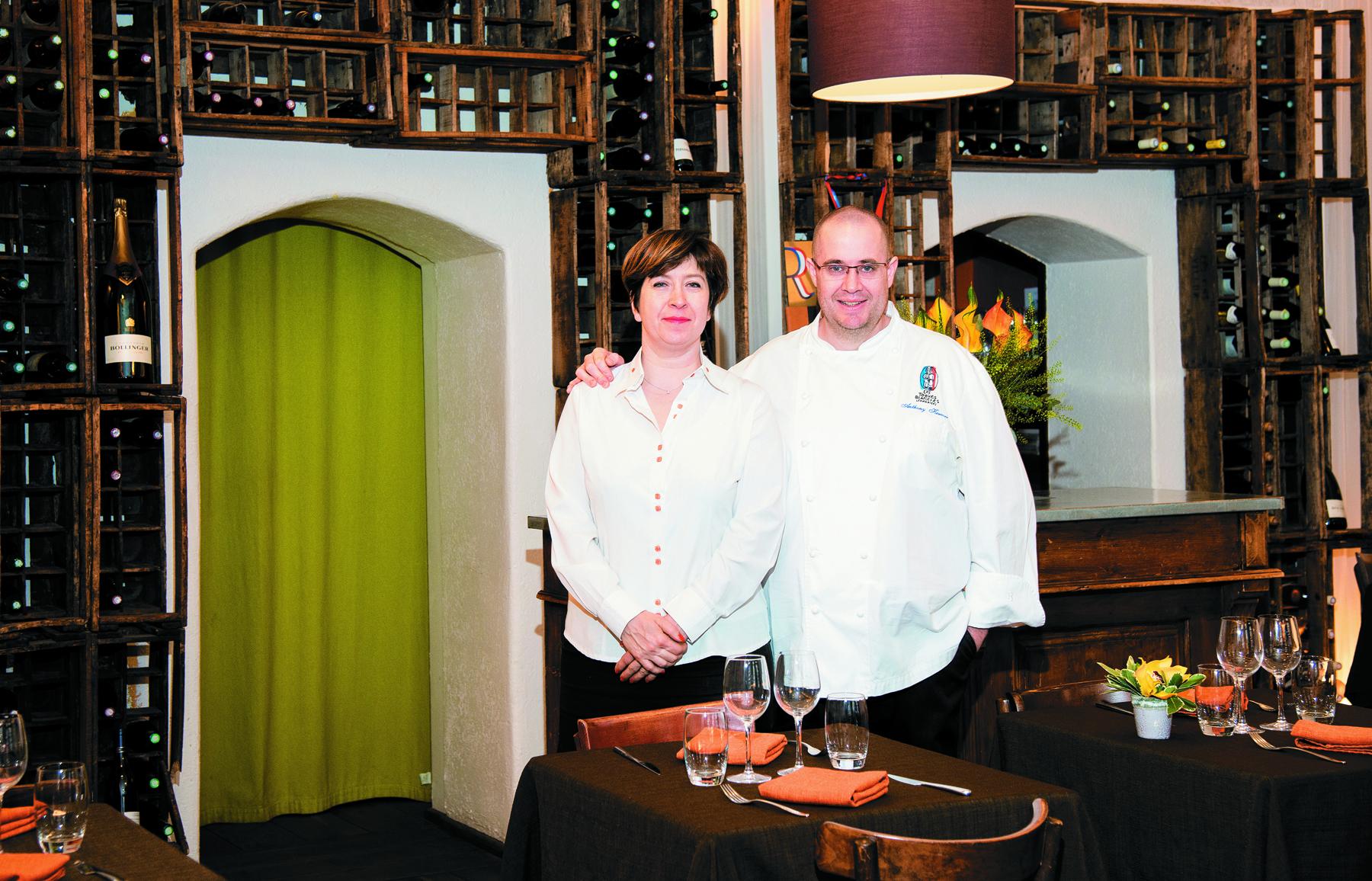 Restaurant Jour de Marché - Anthony Keravec