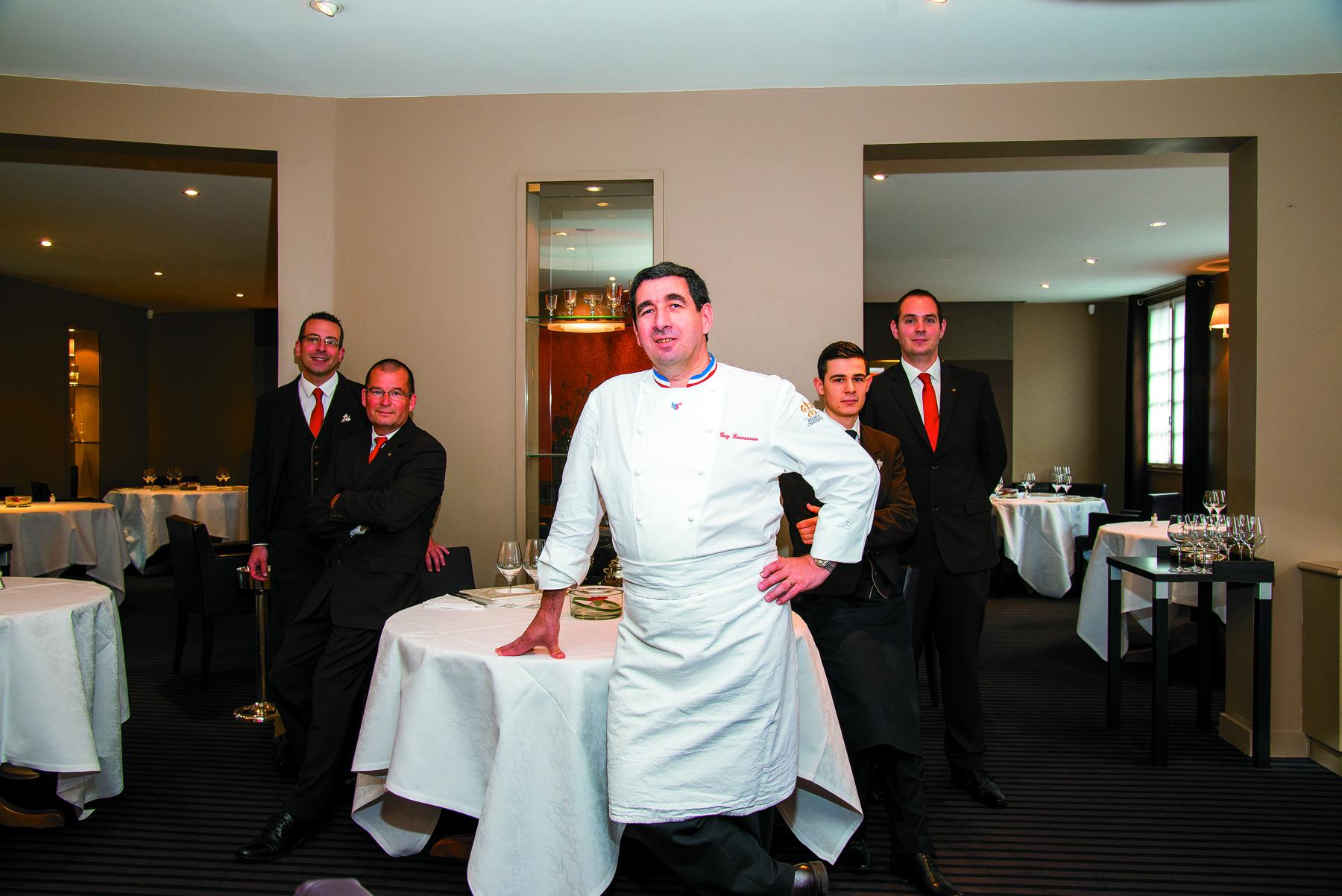 Restaurant Guy Lassausaie - Guy Lassausaie