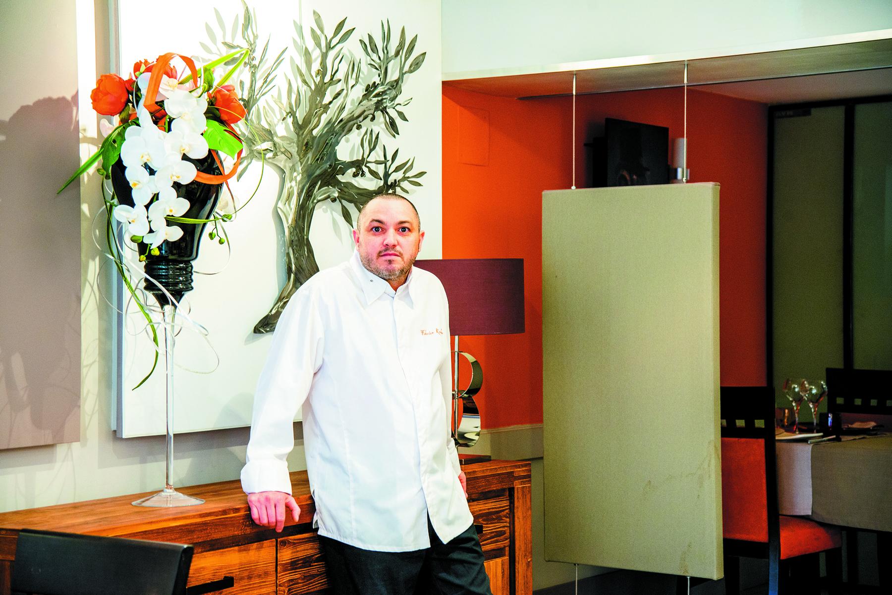 Restaurant Le Julienas - Fabrice Roche