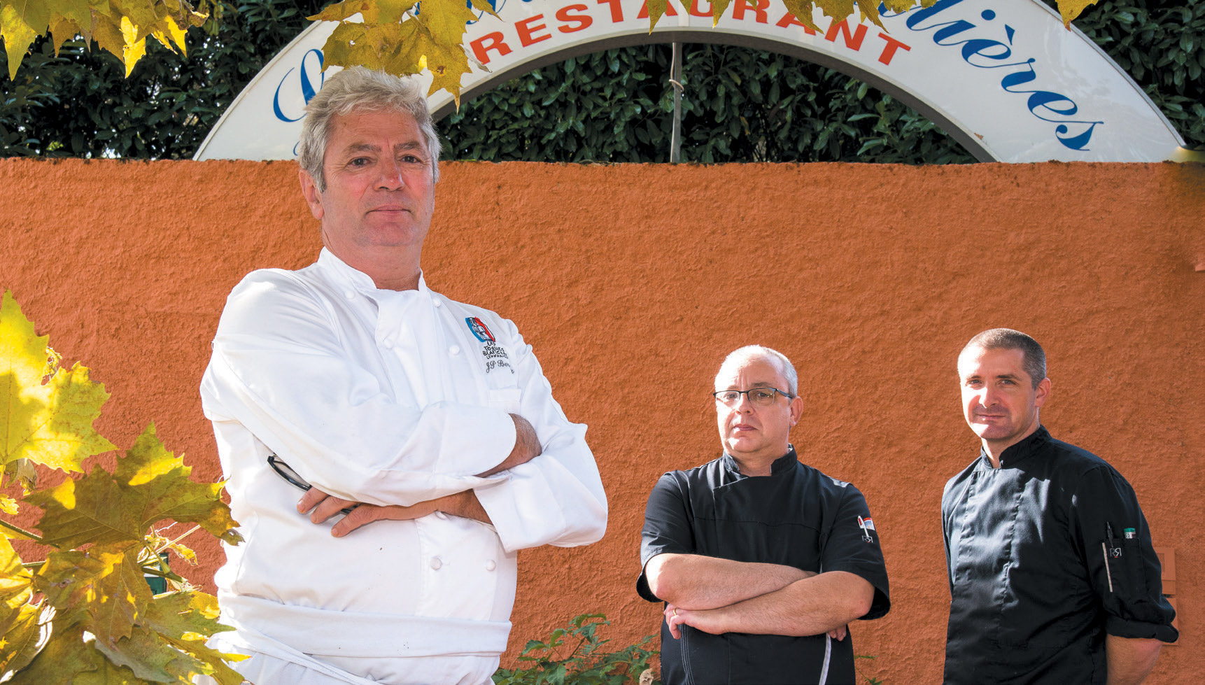 Restaurant Le Parc des Vallières - Jean-Pierre Bergier