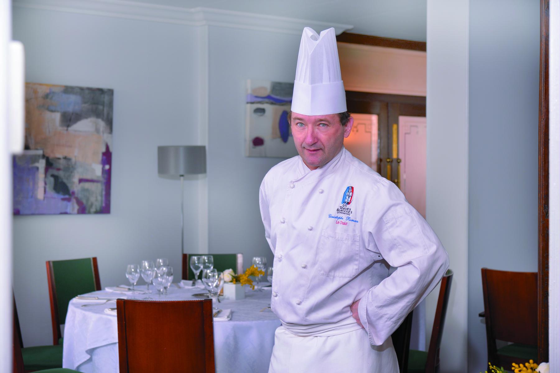 Restaurant Le Chalut - Christophe Romain