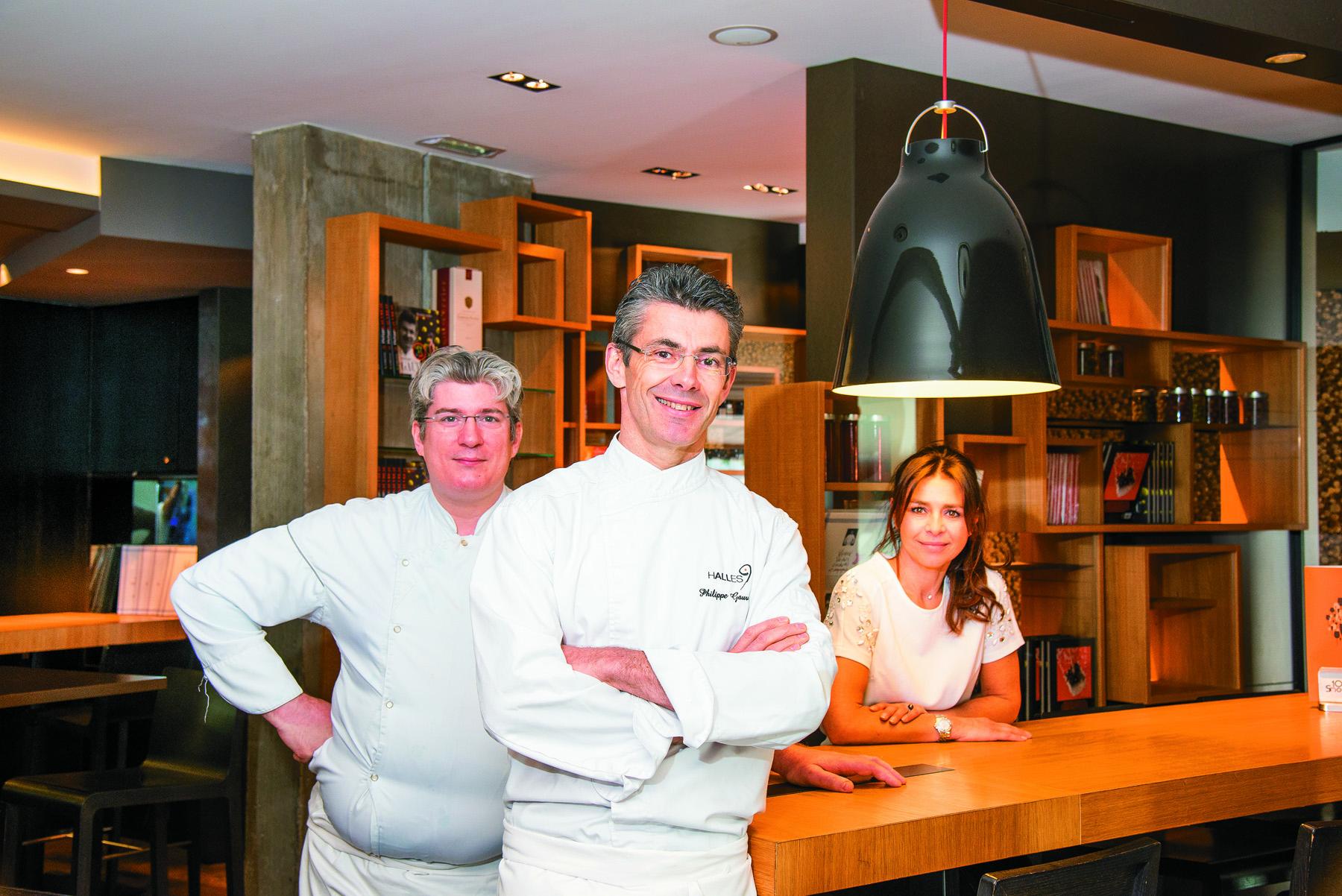Restaurant Brasserie Halles 9 - Philippe Gauvreau