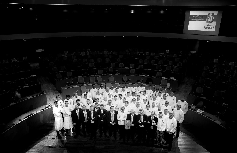 L'Assemblée Générale 2017 des Toques Blanches Lyonnaises