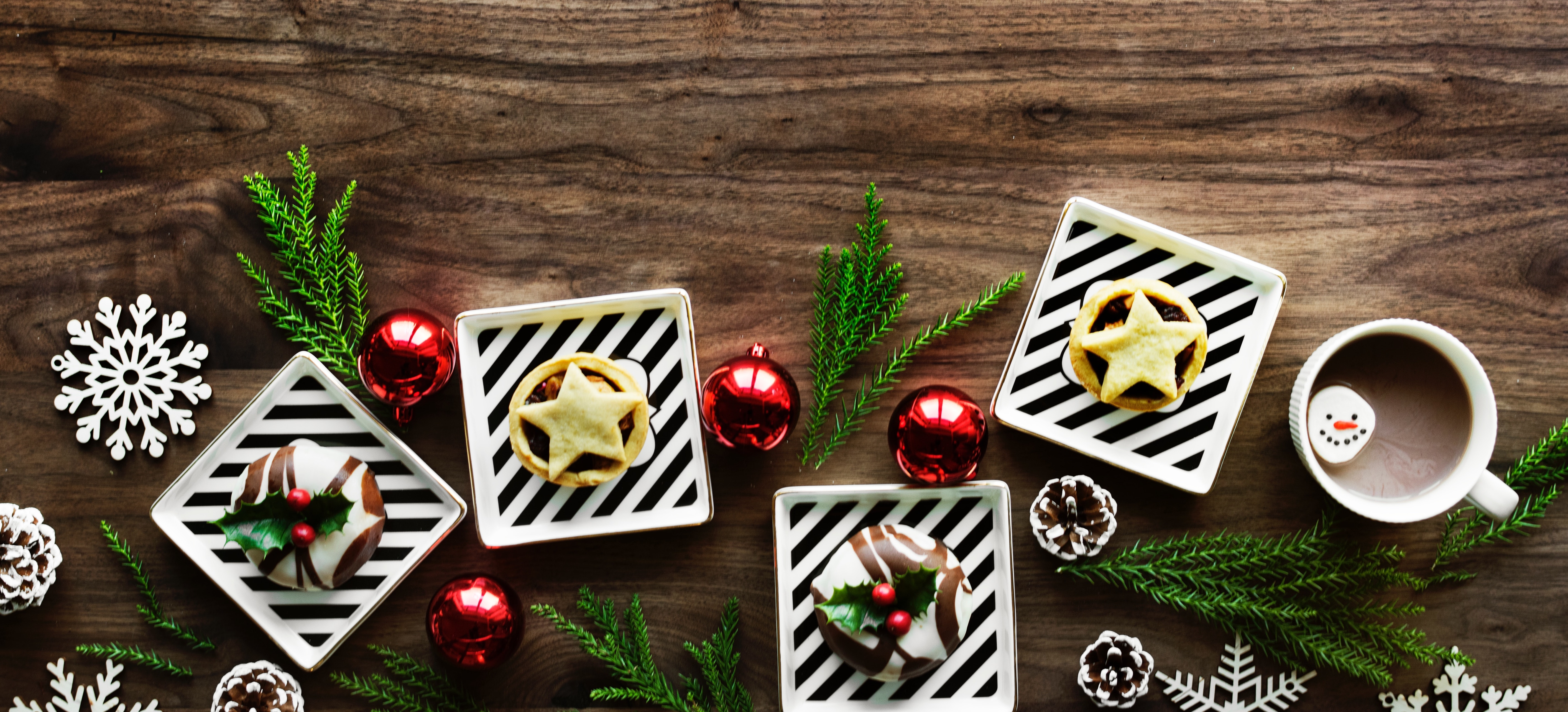 Notre sélection de bûches pour Noël