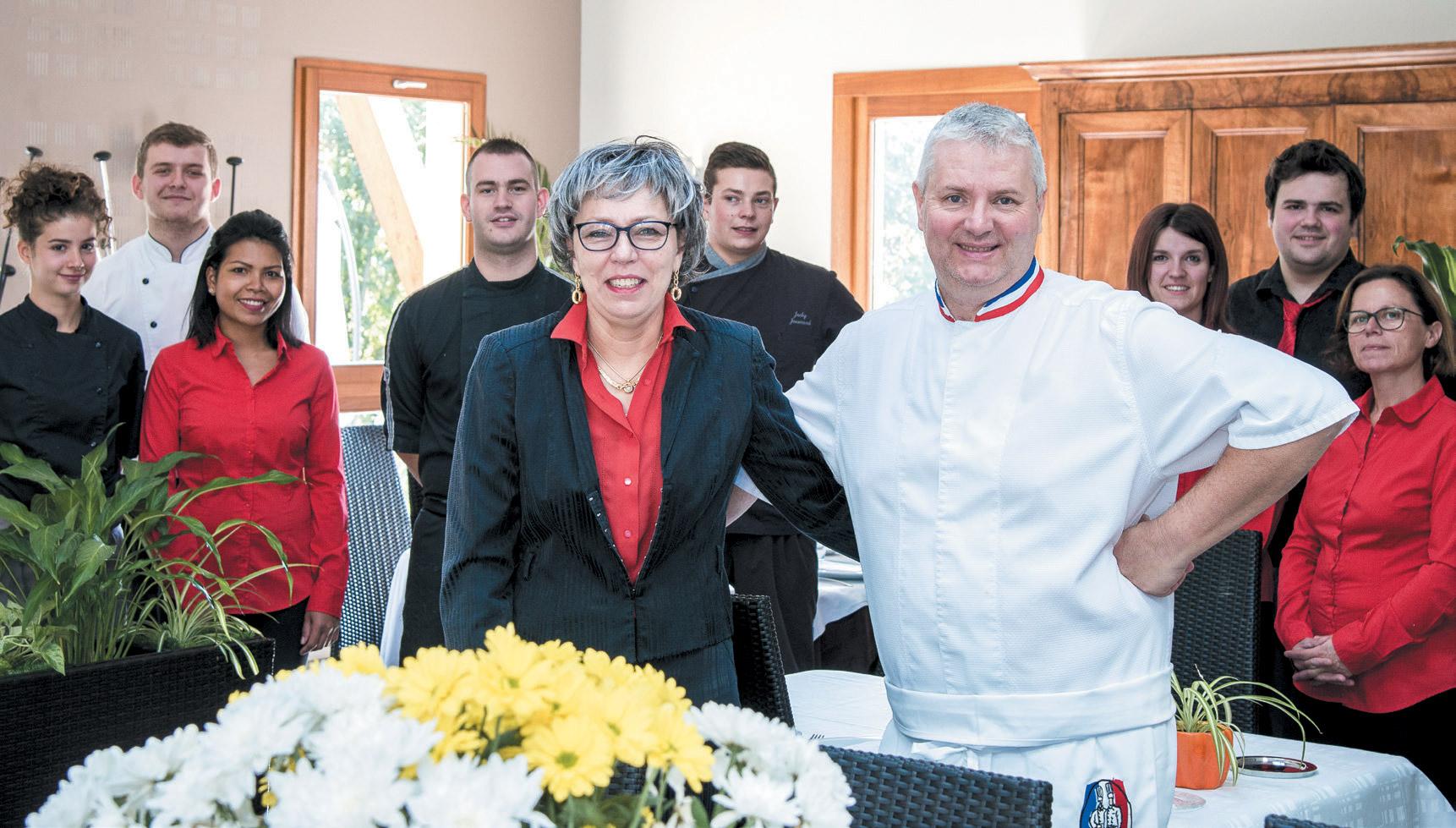 Restaurant Aux Berges du Rhône - Philippe Antonin