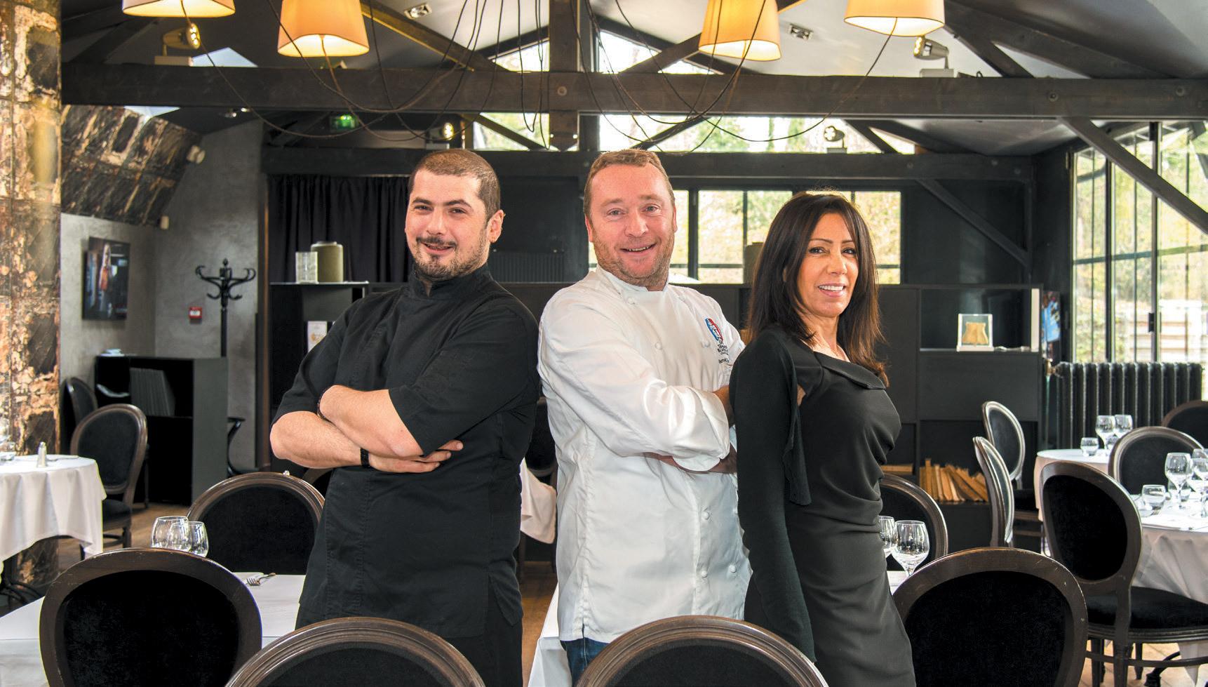 Restaurant Chez Paul'O - Benoit Toussaint