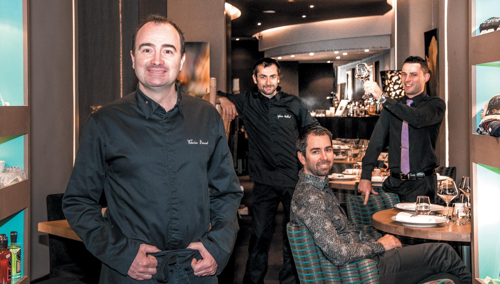 Restaurant Cuisines et dépendances - Fabrice BONNOT