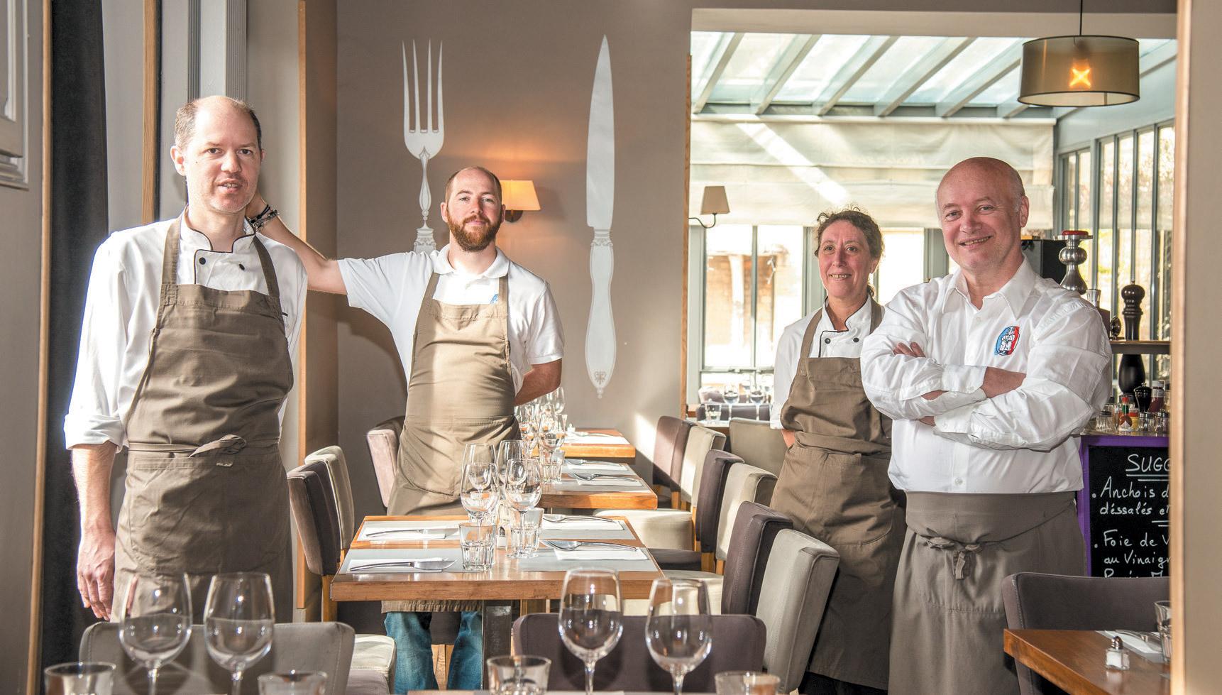 Restaurant La Cantine du Village - Pierre-Alain Hébrard