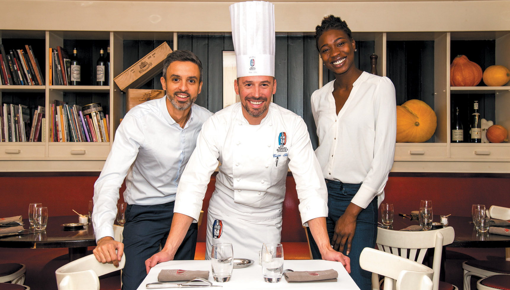 Restaurant La Régate - Cédric SACHET