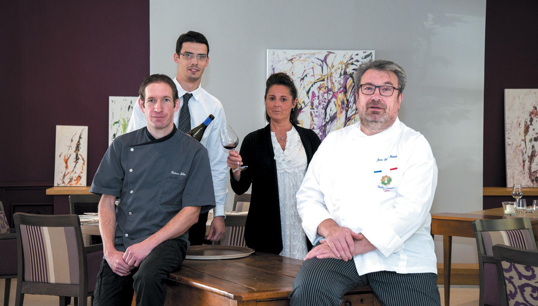 Restaurant La Renaissance - Jean-Paul Mounier