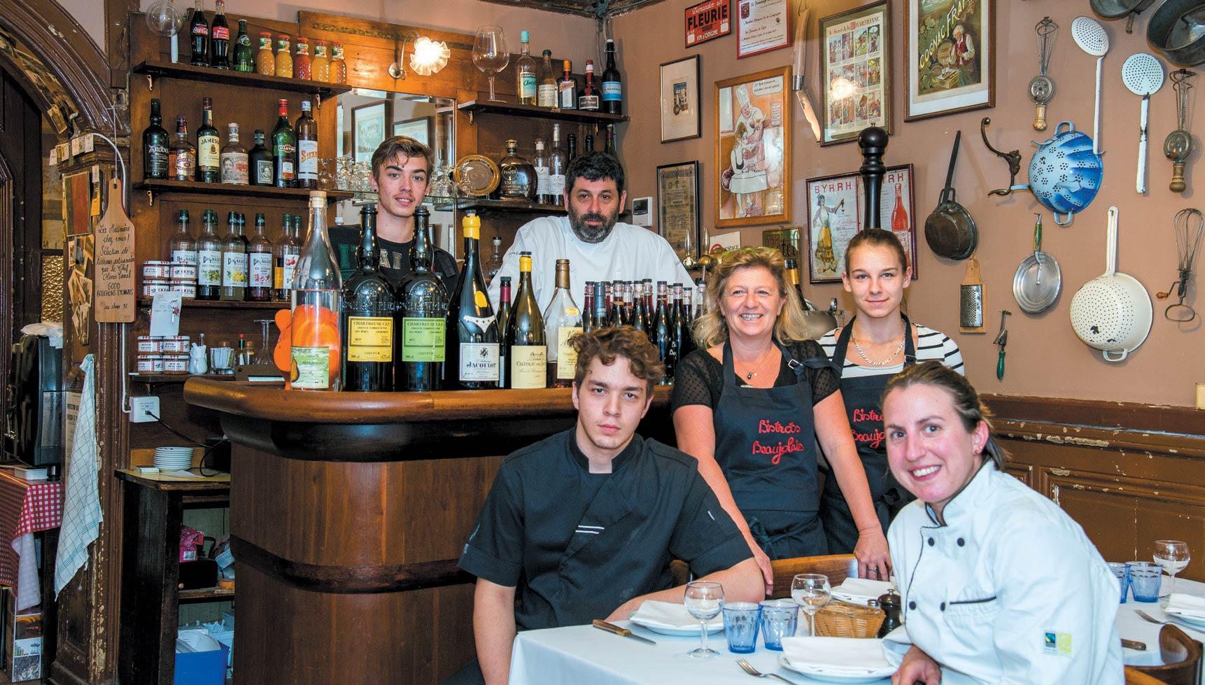 Restaurant La Meunière - Olivier CANAL