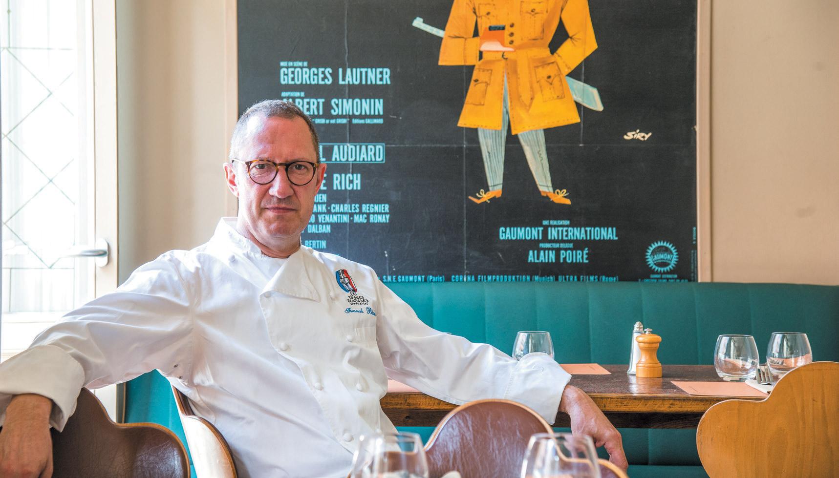 Restaurant Le Canut et les Gones - Franck Blanc