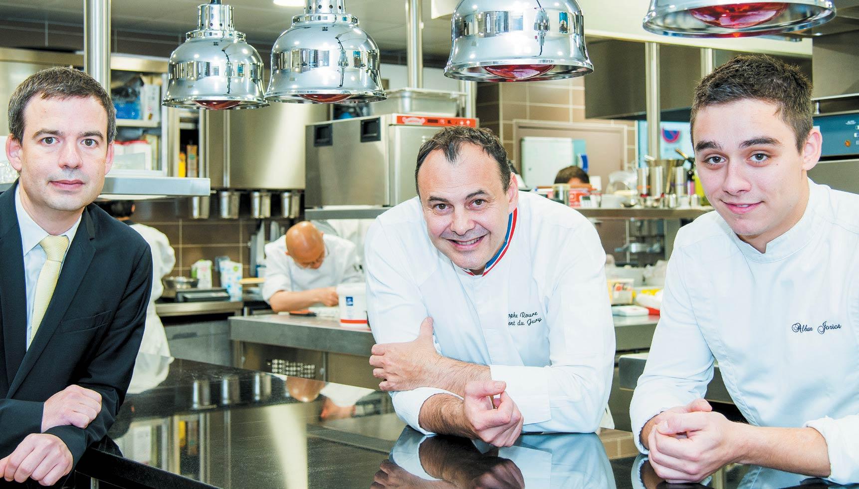 Restaurant Le Neuvième Art - Christophe Roure