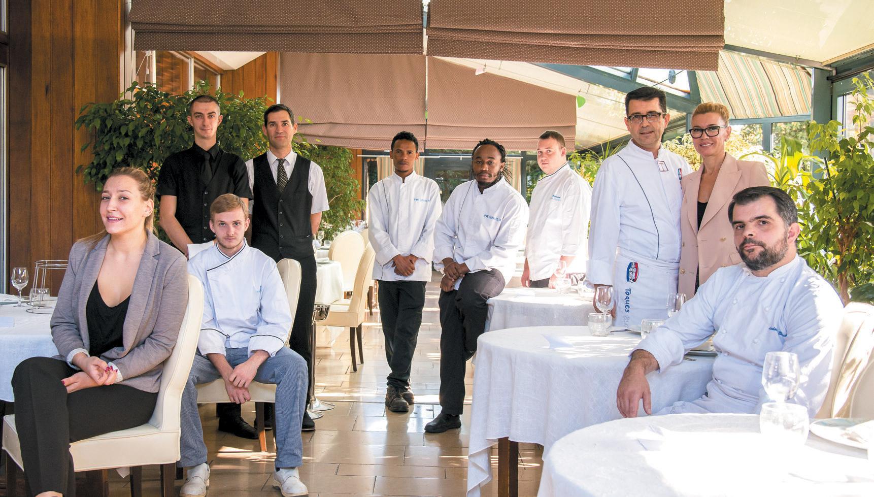 Restaurant Le Pirate - Pierre Franck Salamon