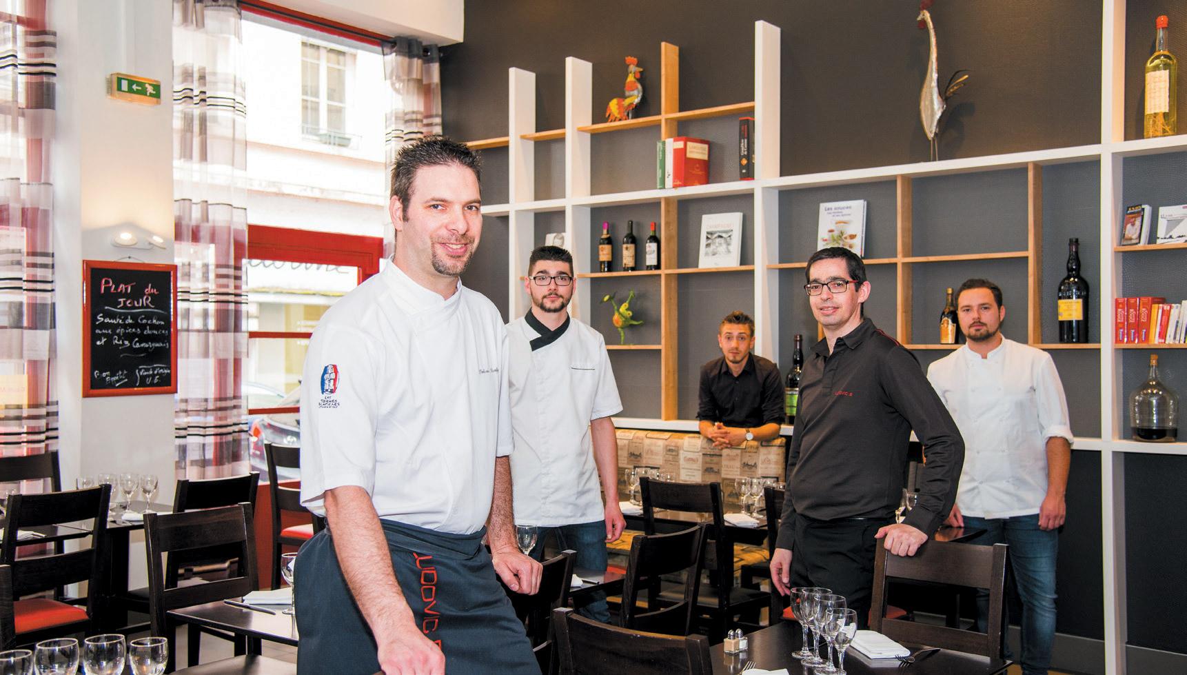 Restaurant Ludovic B - Ludovic Boulgakoff