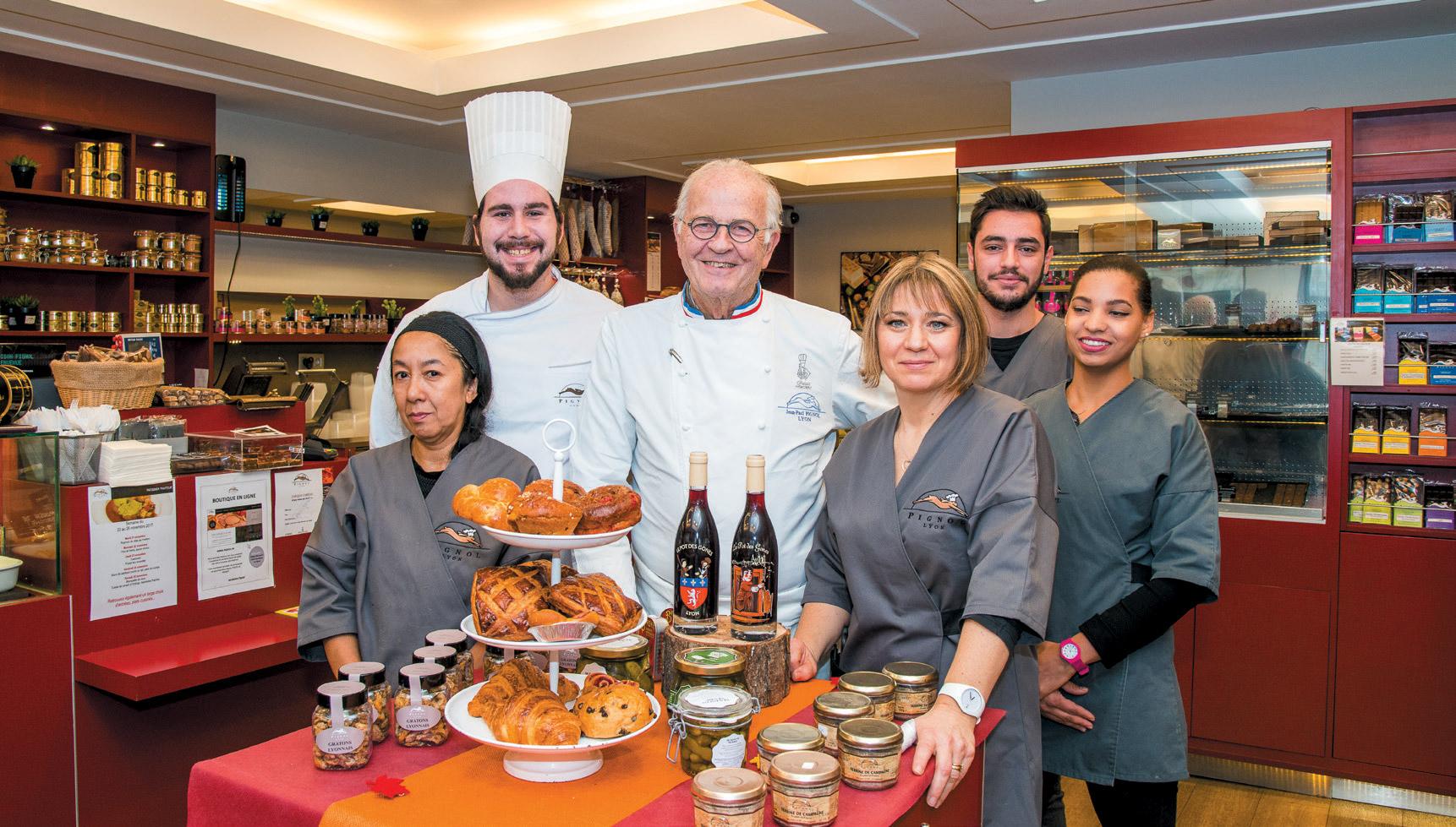 Restaurant PIGNOL Traiteur - Jean-Paul Pignol