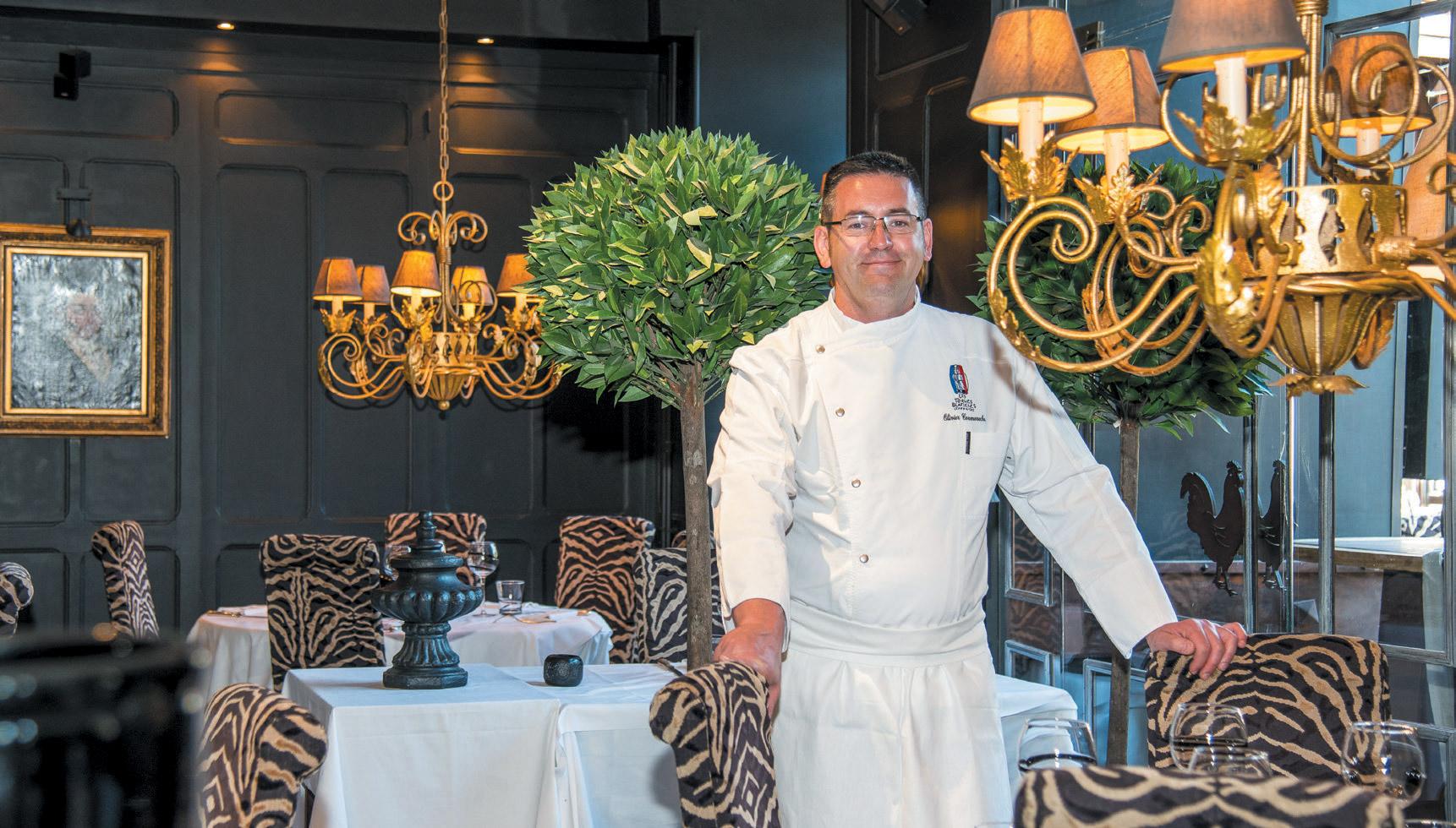 Restaurant Tour Cocooning et Gastronomie - Olivier Cormoreche
