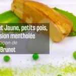 recette poulet chef Alain brunot