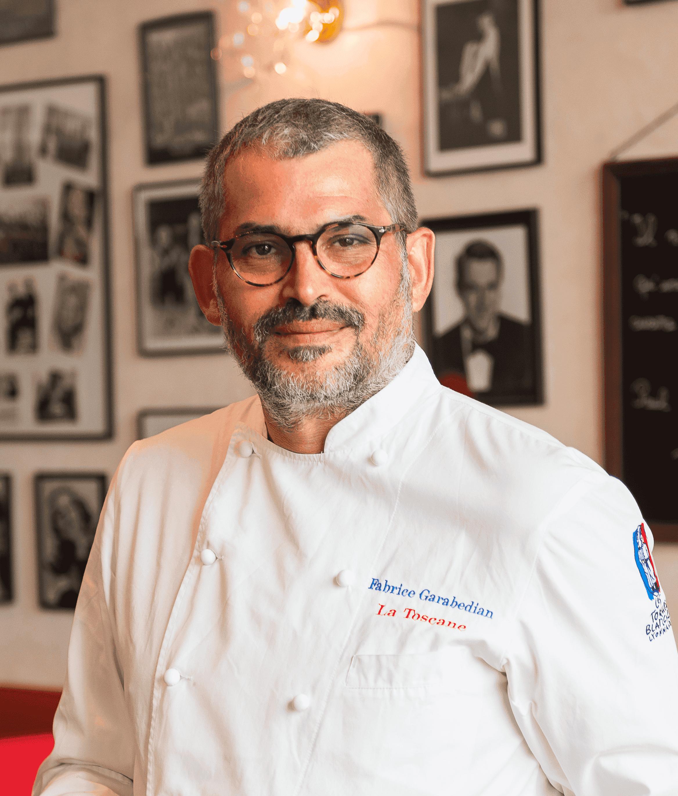 Restaurant La Toscane - Fabrice GARABEDIAN