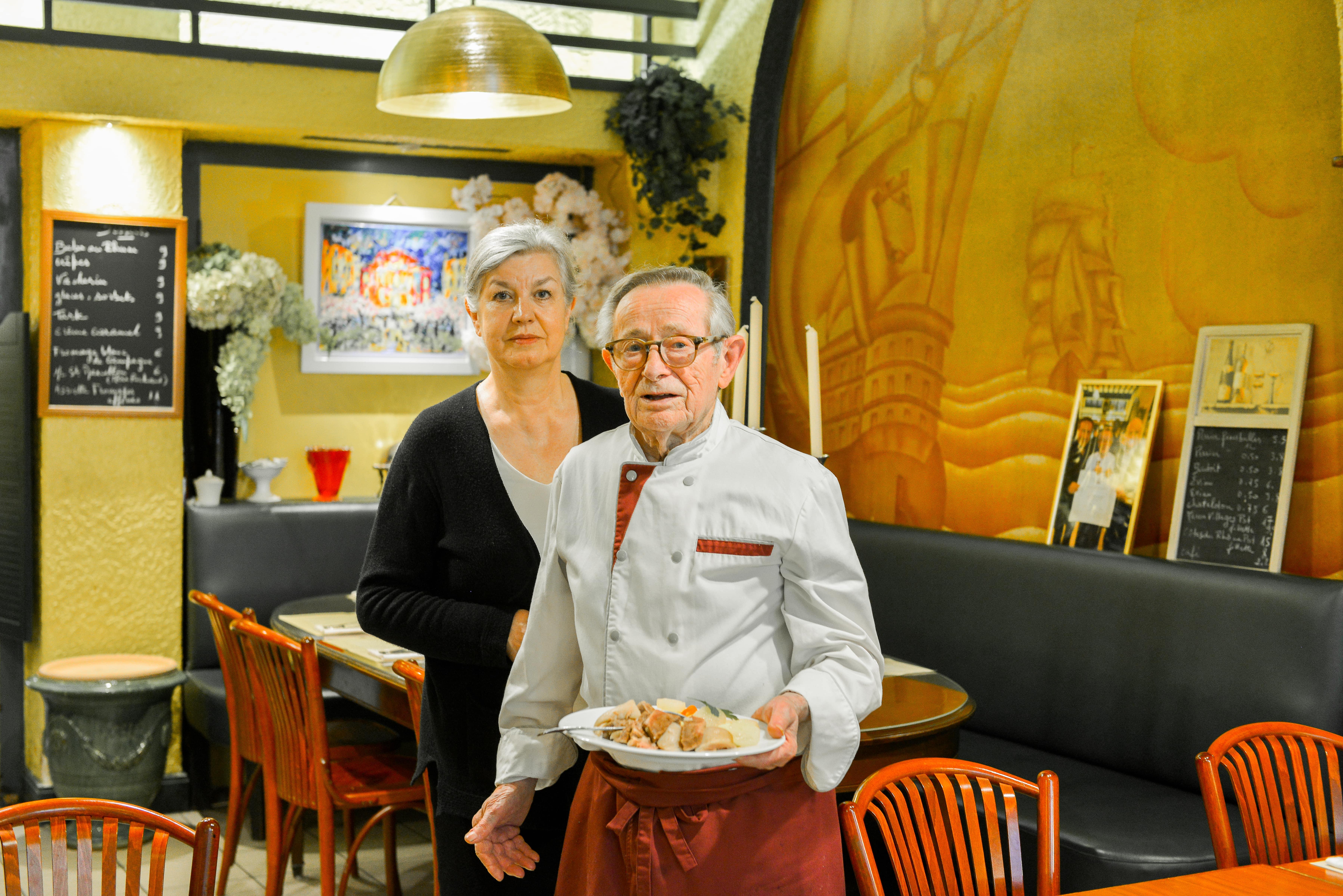 Restaurant Le Carpe Diem - Gérard SENELAR