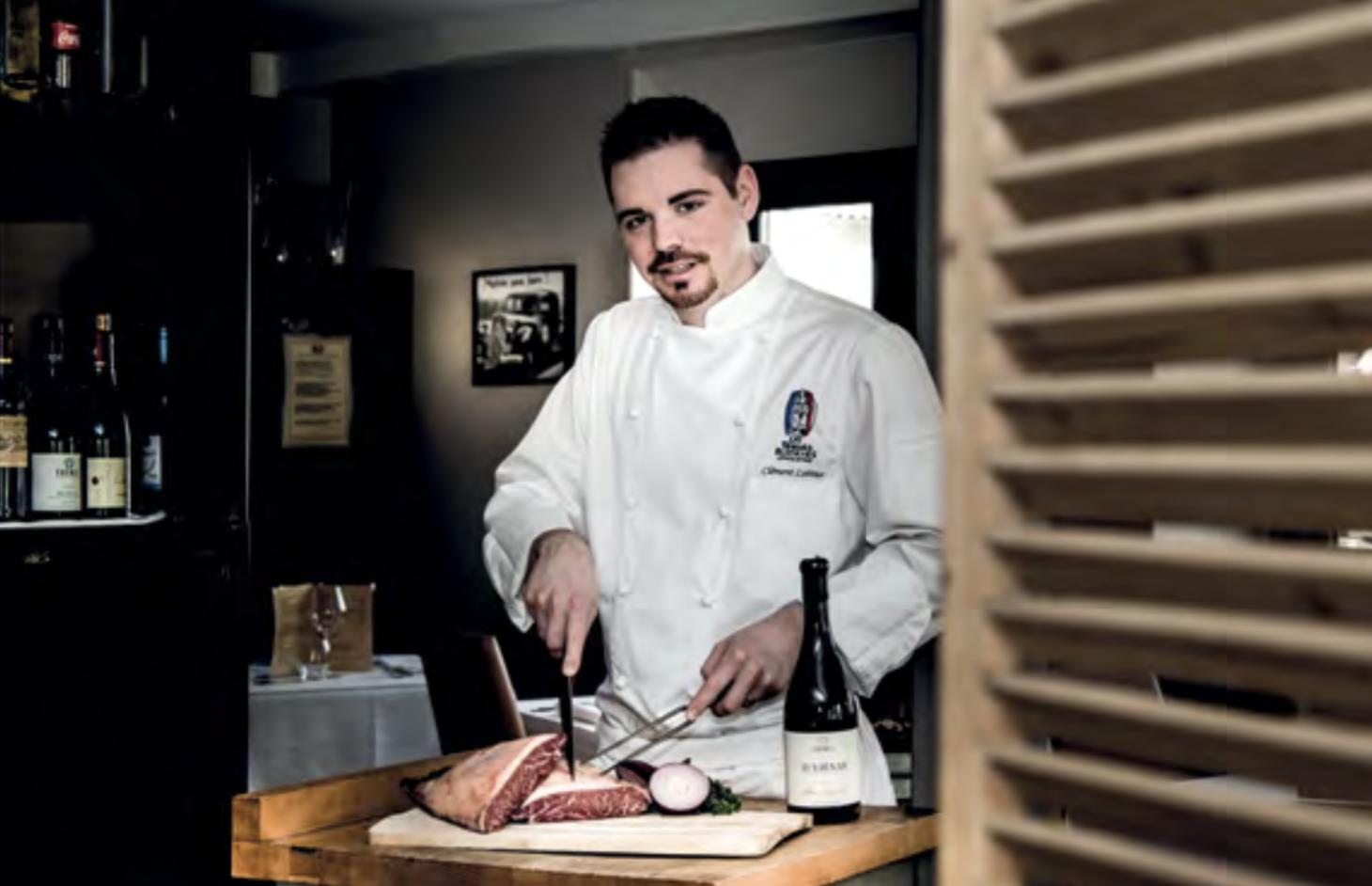 Restaurant Histoire Sans Faim - Clément Lattier