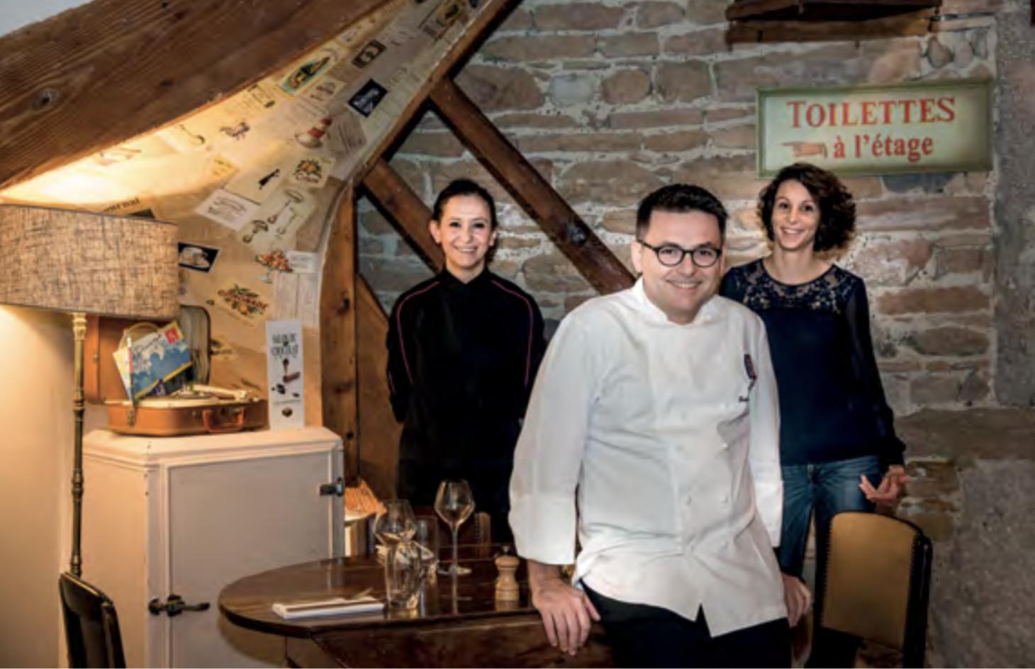 Restaurant Balthaz'art - Frédéric d'Ambrosio