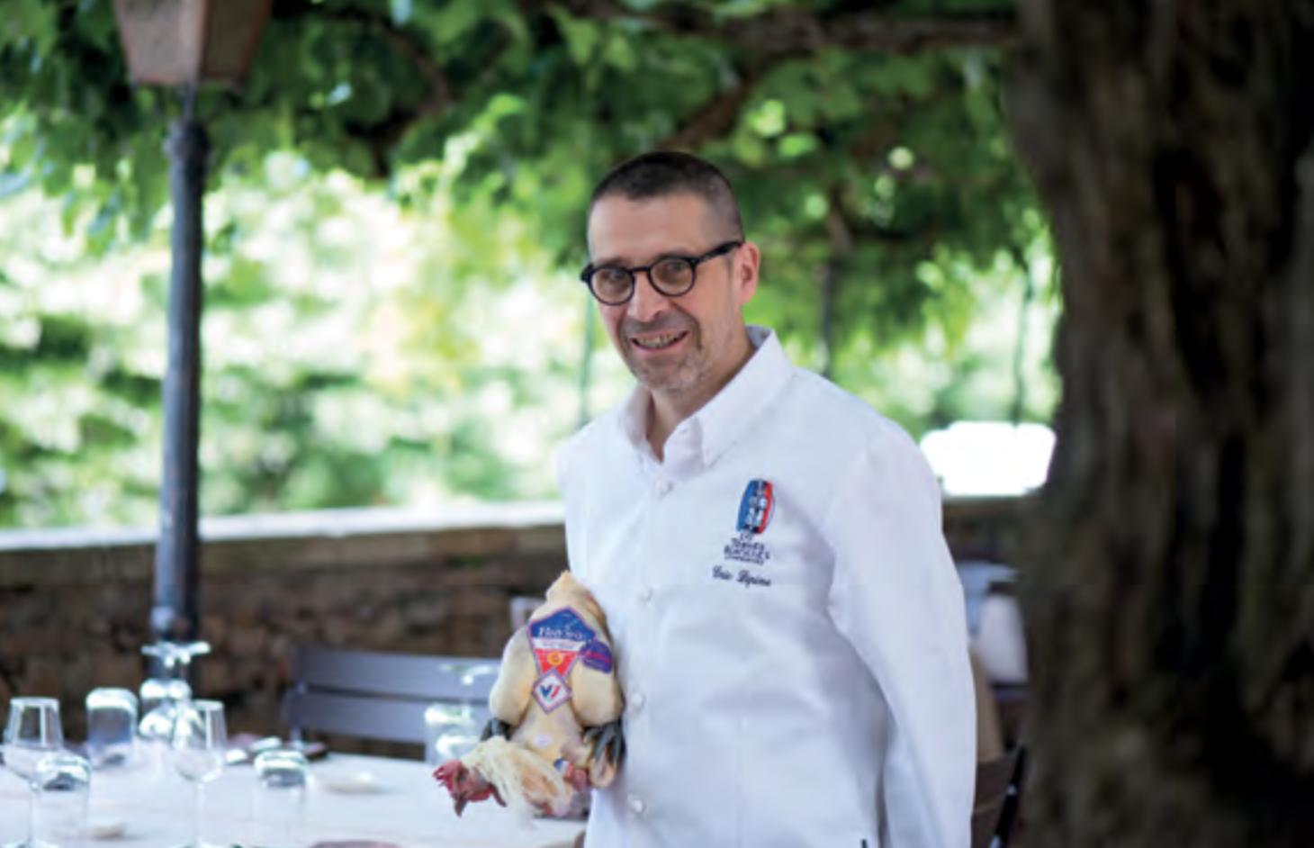 Restaurant Emile Job - Éric Lépine