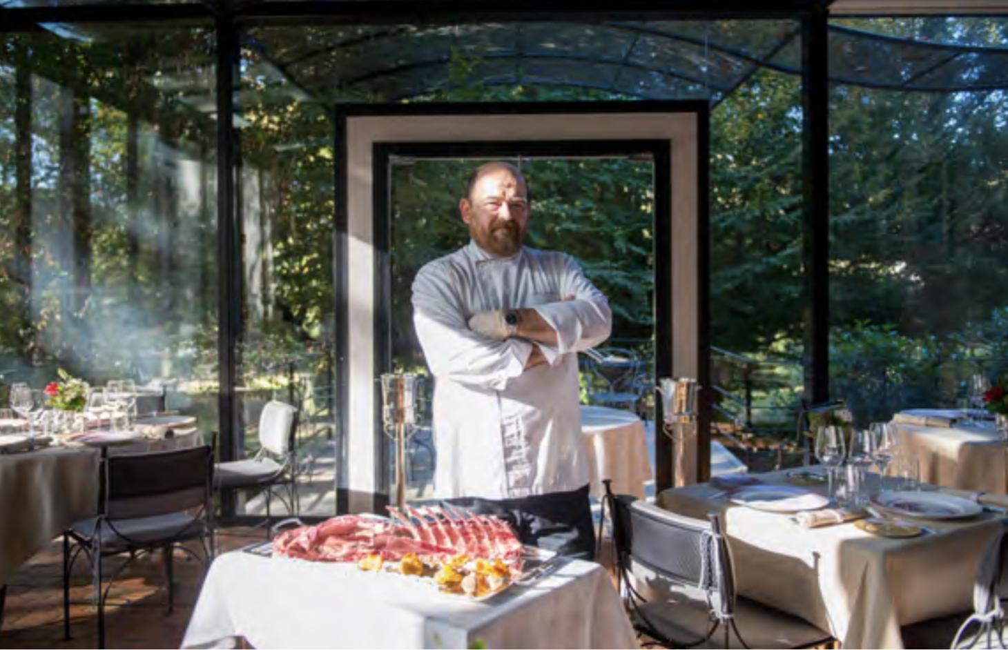 Restaurant Jean Brouilly - Éric Lambolez