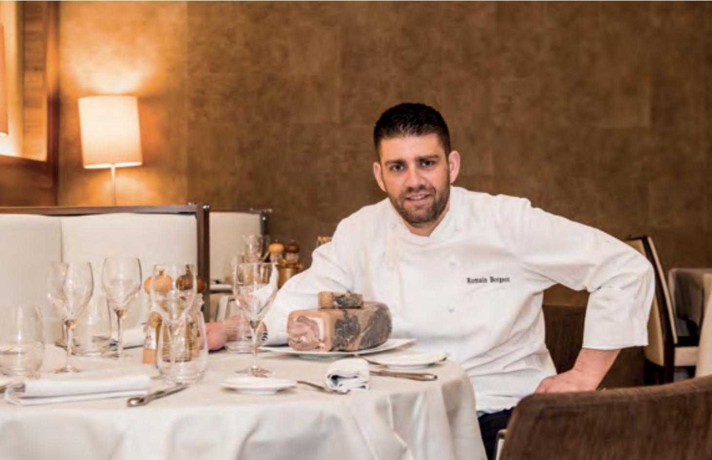 Restaurant La Tassée - Romain Borgeot
