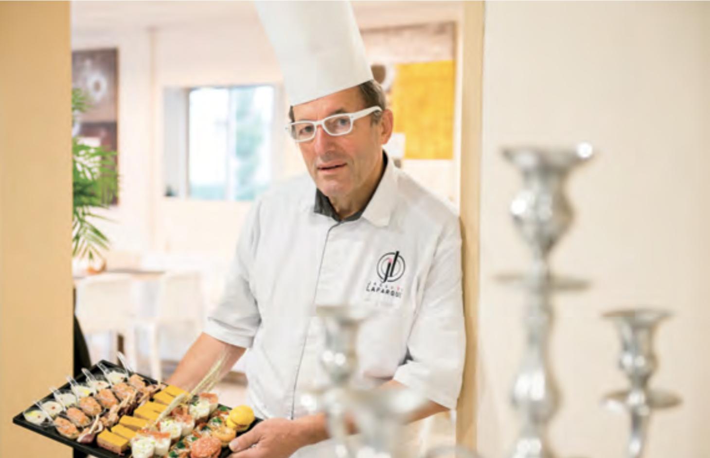 Restaurant Jacques Lafargue Traiteur - Jacques Lafargue