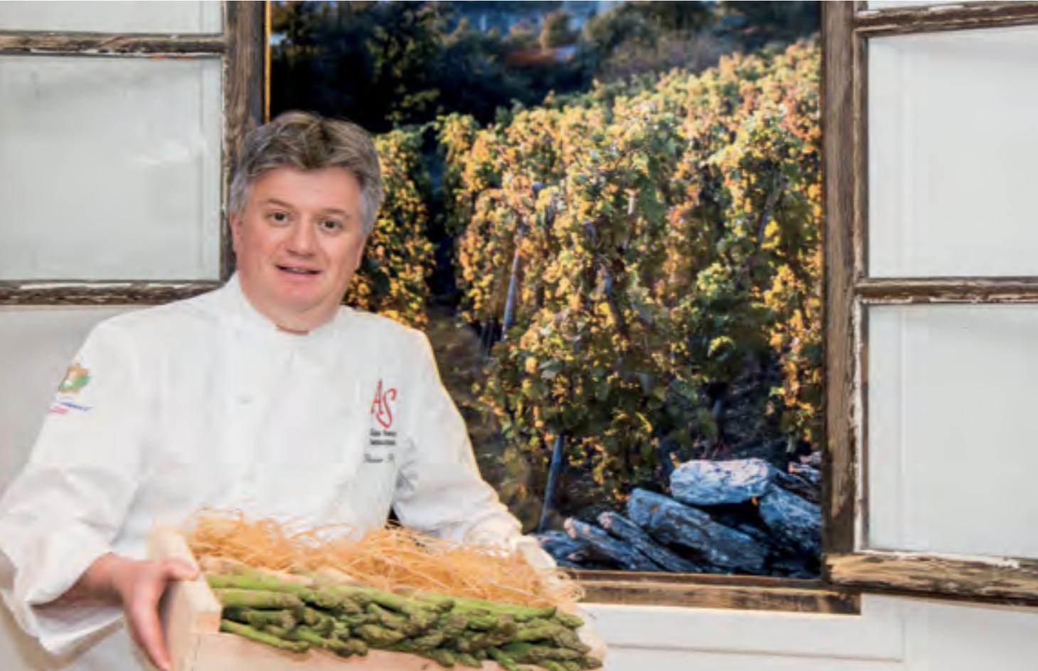Restaurant L'Ame Soeur - Olivier Paget