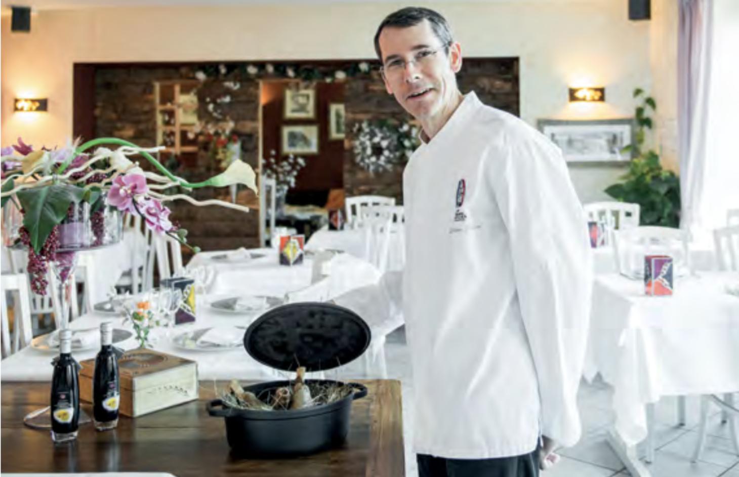 Restaurant Le Val d'Amby - Dominique Grisoni