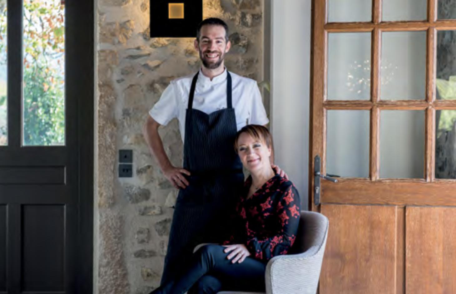 Restaurant Les Morainières - Michaël ARNOULT