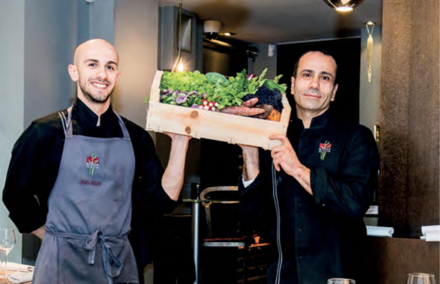 Restaurant Maison Clovis - Clovis Khoury