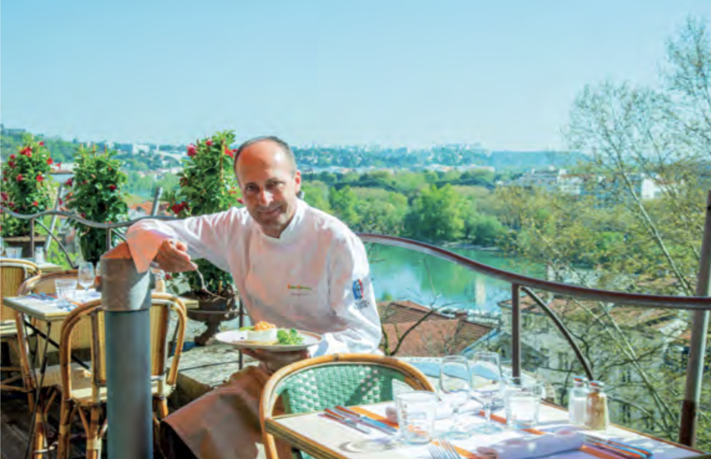 Restaurant Maison Villemanzy - Guillaume Mouchel