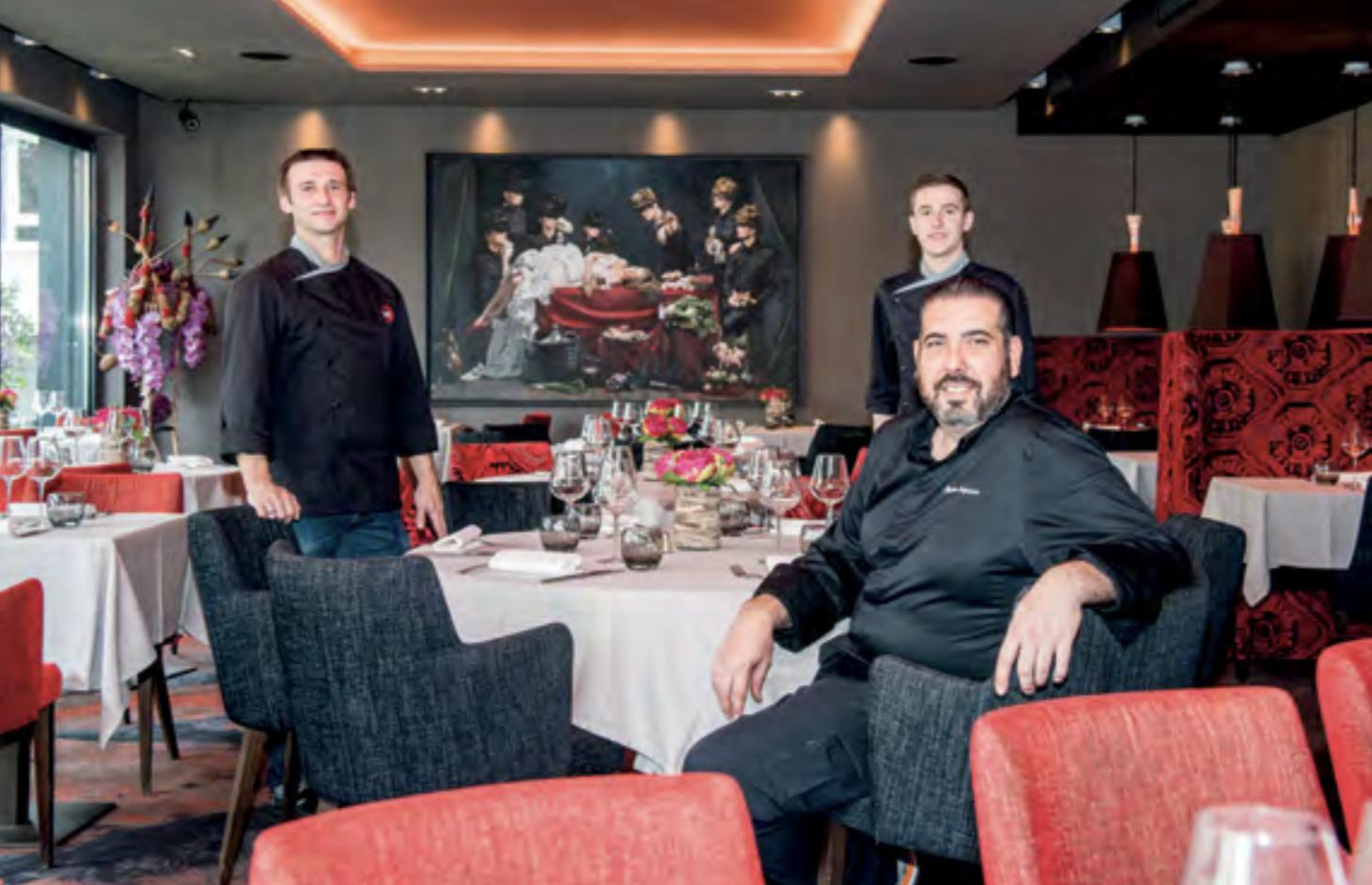 Restaurant Toane - Frédéric Ingrassia