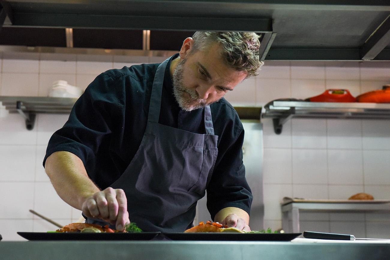 Restaurant La Table de Guy - Thierry JANDARD