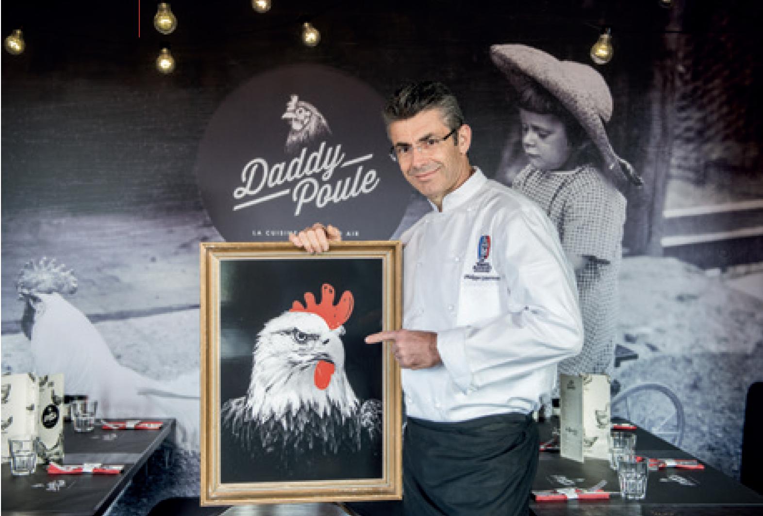 Restaurant Daddy Poule - Philippe GAUVREAU
