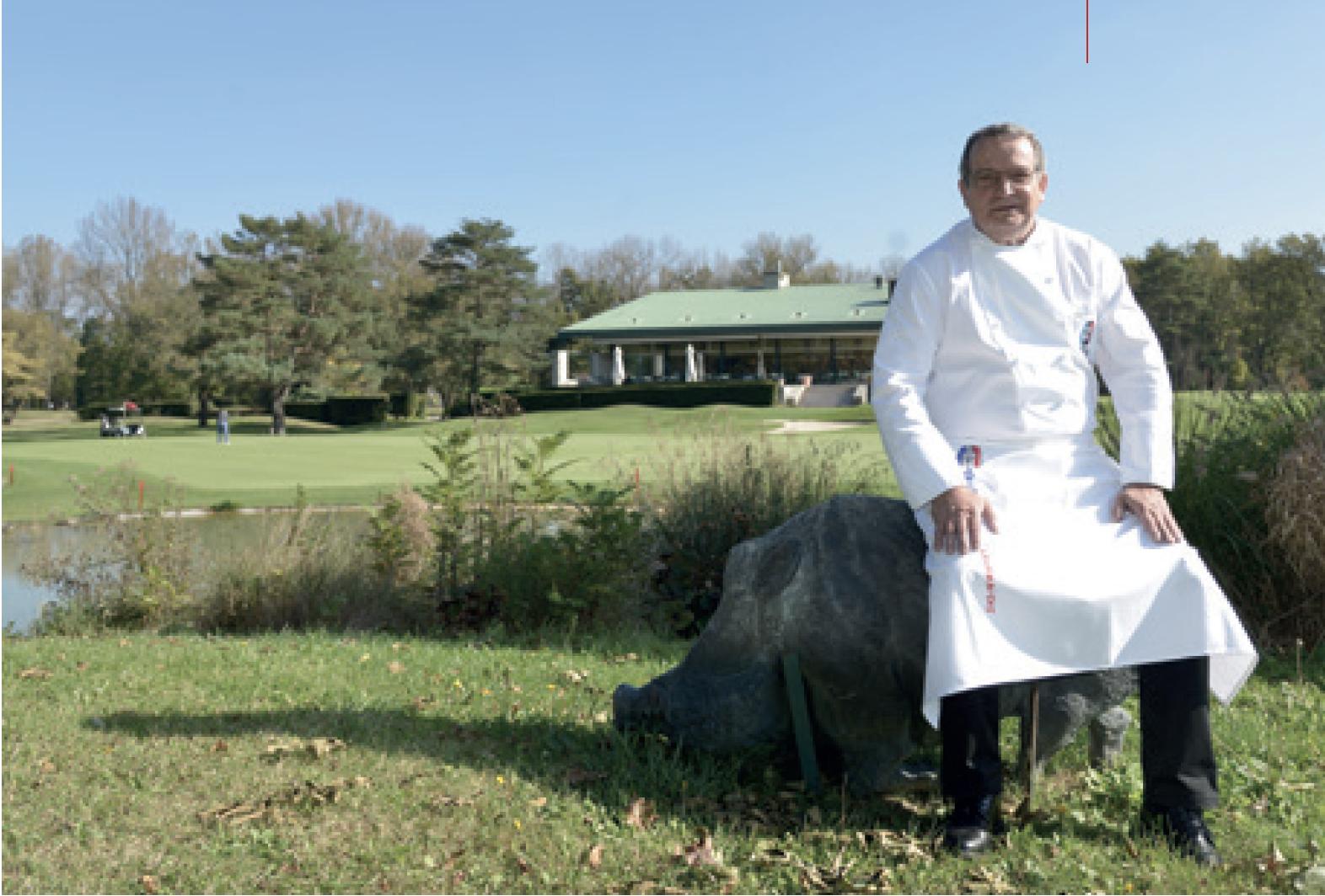 Restaurant Golf Club de LYON - Gilbert Reboul
