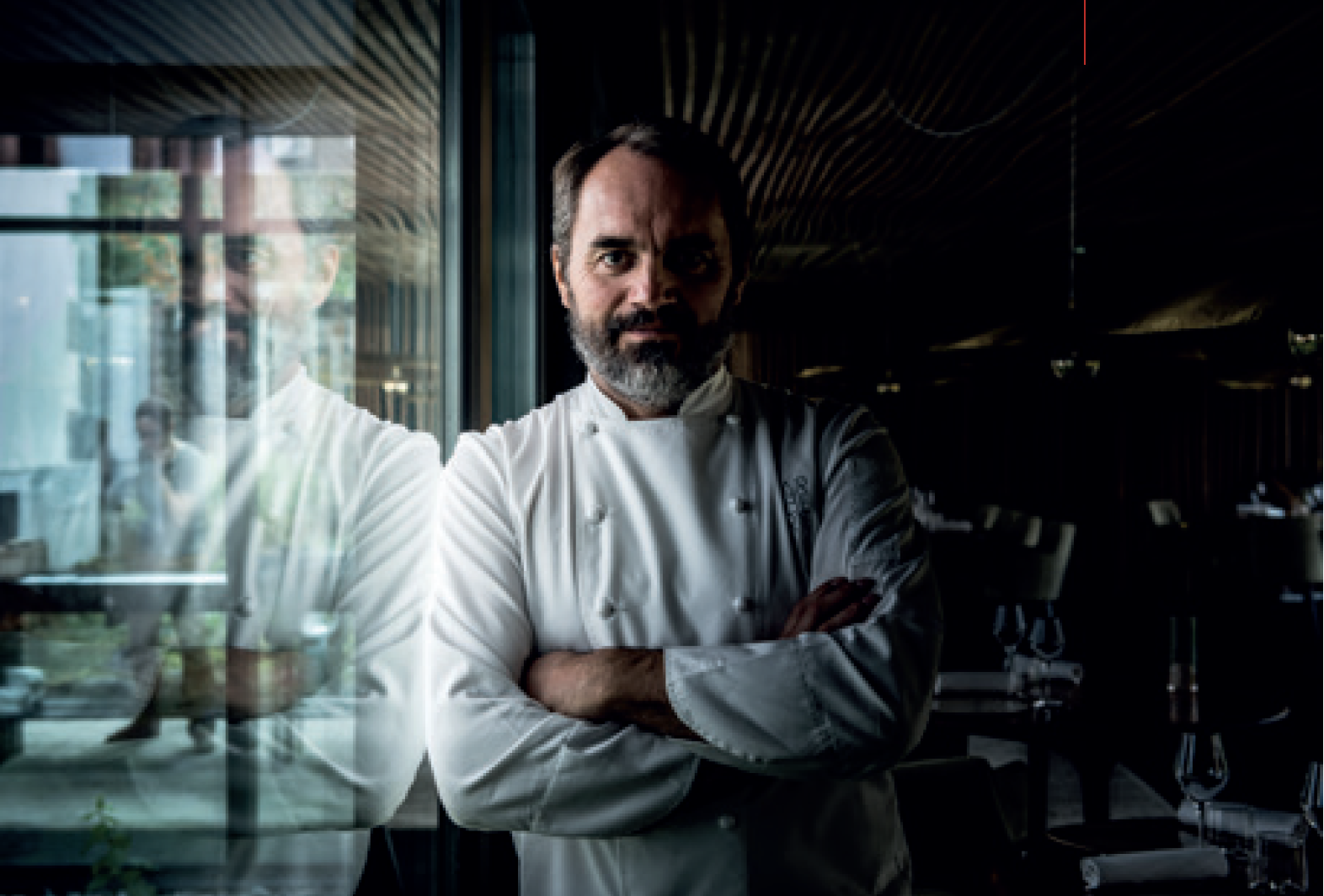 Restaurant Maison Aribert - Christophe Aribert