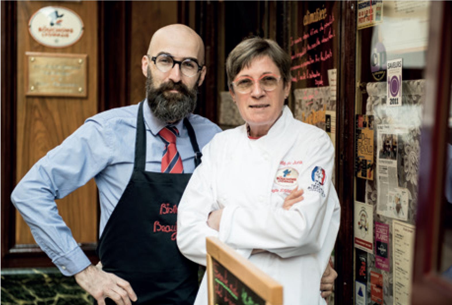 Restaurant Le Café du Jura - Brigitte Josserand