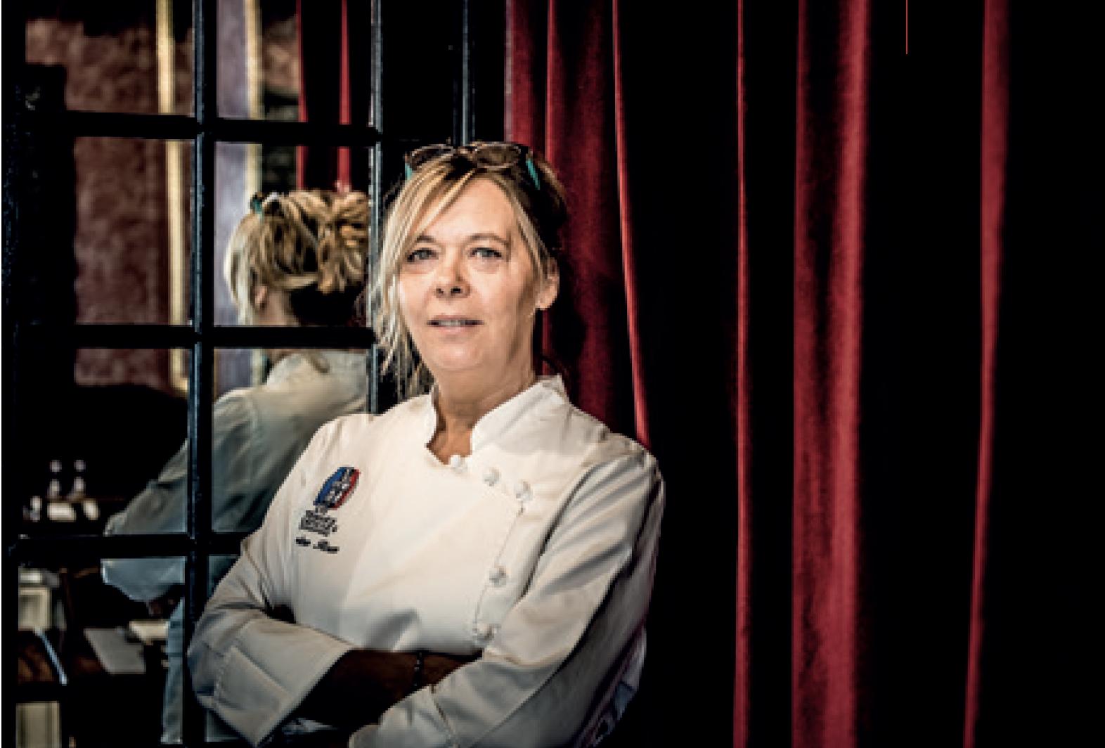 Restaurant Au Comptoir d'Alice - Catherine Roux